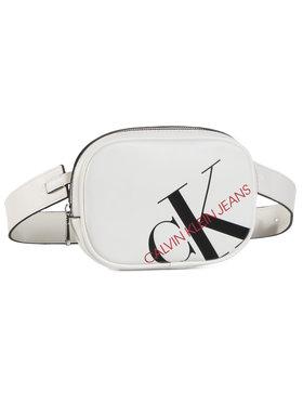 Calvin Klein Jeans Calvin Klein Jeans Marsupio Round Waistbag K60K606853 Bianco