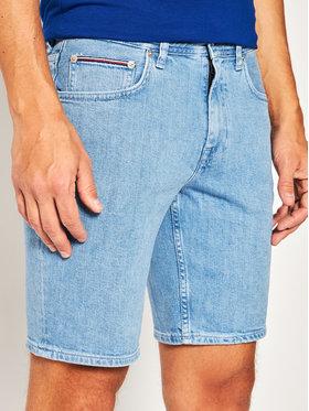 Tommy Hilfiger Tommy Hilfiger Džinsiniai šortai Brooklyn MW0MW13604 Mėlyna Regular Fit