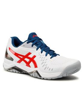 Asics Asics Chaussures Gel-Challenger 12 1041A045 Blanc
