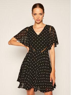 Guess Guess Коктейлна рокля Ella W0YK1C W8SL2 Черен Regular Fit