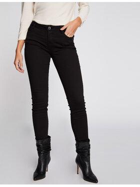 Morgan Morgan Jeans 191-PETRA Schwarz Skinny Fit