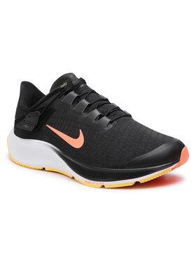 Nike Nike Chaussures Air Zoom Pegasus 37 Flyease 4E CK8446 005 Noir