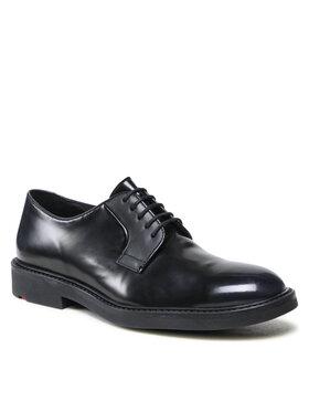 Lloyd Lloyd Обувки Nigel 21-608-33 Черен