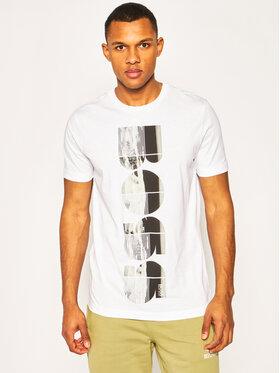 Boss Boss T-Shirt Teeonic 50424009 Weiß Regular Fit