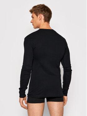 Henderson Henderson Тениска с дълъг ръкав Bt-104 2149 Черен Regular Fit