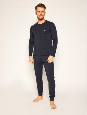 Emporio Armani Underwear Emporio Armani Underwear Pizsama 111789 0A720 00135 Sötétkék