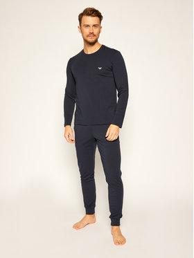 Emporio Armani Underwear Emporio Armani Underwear Pyjama 111789 0A720 00135 Dunkelblau