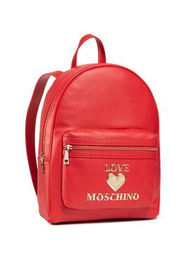 LOVE MOSCHINO LOVE MOSCHINO Ruksak JC4060PP1CLF0500 Červená