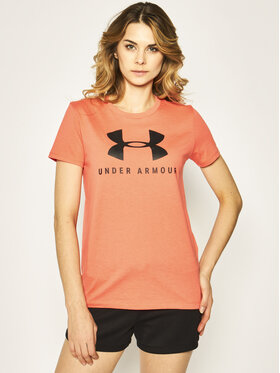 Under Armour Under Armour T-Shirt Graphic Sportstyle 1346844 Κόκκινο Regular Fit