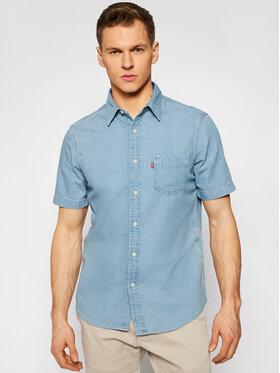 Levi's® Levi's® Hemd Classic Standard 86627-0039 Blau Stantard Fit
