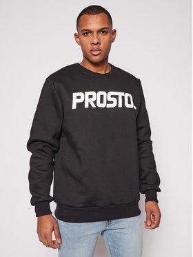 PROSTO. PROSTO. Sweatshirt KLASYK Fense 1031 Noir Regular Fit