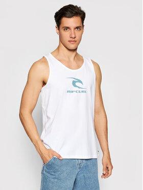 Rip Curl Rip Curl Tank top Surfing CTESQ5 Bílá Standard Fit