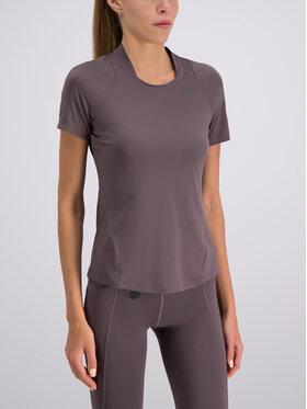 Under Armour Under Armour T-Shirt UA Rush 1332468 Fialová Slim Fit