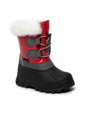 Kickers Kickers Śniegowce Sealsnow 653265-10 41 M Czerwony