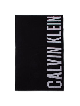 Calvin Klein Swimwear Calvin Klein Swimwear Πετσέτα Towel KU0KU00062BEH Μαύρο
