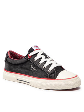 Pepe Jeans Pepe Jeans Sneakers Kenton Origin PLS31233 Noir