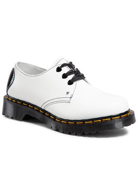 Dr. Martens Dr. Martens Обувки 1461 Hearts 26682100 Бял