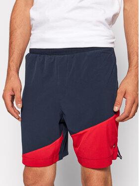 Tommy Hilfiger Tommy Hilfiger Sport rövidnadrág Blocked Training MW0MW18594 Sötétkék Regular Fit