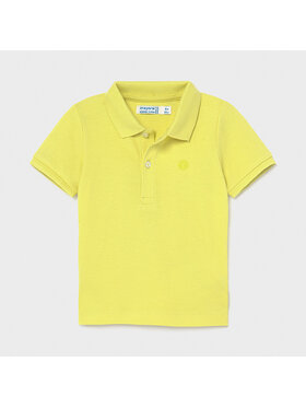 Mayoral Mayoral Tricou polo 102 Verde Regular Fit