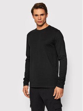 Outhorn Outhorn Тениска с дълъг ръкав TSML600 Черен Regular Fit