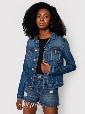 Tommy Jeans Tommy Jeans Jeansjacke Vivianne DW0DW09057 Blau Slim Fit