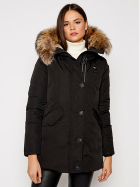 Blauer Blauer Parka Ruth 20WBLDB03375 005844 Noir Regular Fit