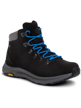 Merrell Merrell Παπούτσια πεζοπορίας Ontario Mid Wp J84899 Μαύρο