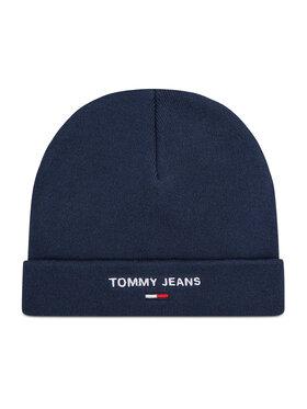 Tommy Jeans Tommy Jeans Căciulă Sport Beanie AM0AM07678 Bleumarin