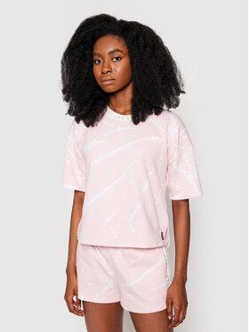 DKNY DKNY Pizsama YI2922472 Rózsaszín Regular Fit