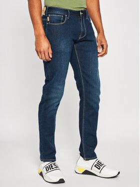 Emporio Armani Emporio Armani Jeans Slim Fit 3H1J06 1DLRZ 0941 Blu scuro Slim Fit