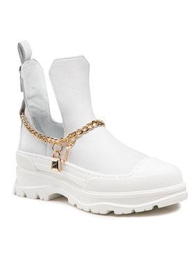 Carinii Carinii Sneakersy B7367 Biały
