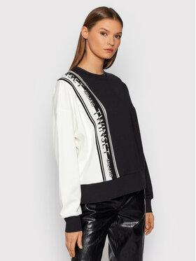 TWINSET TWINSET Sweatshirt 212TT2381 Schwarz Regular Fit