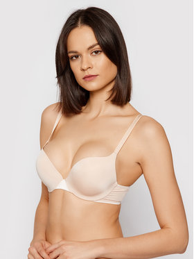 Chantelle Chantelle Sutien Push-up Essential C15G20 Portocaliu