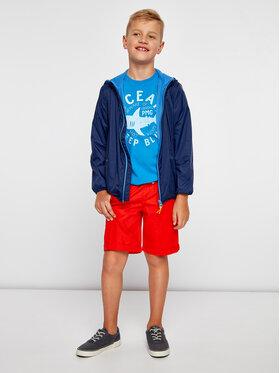 Primigi Primigi T-Shirt Jersey 43222023 Niebieski Regular Fit