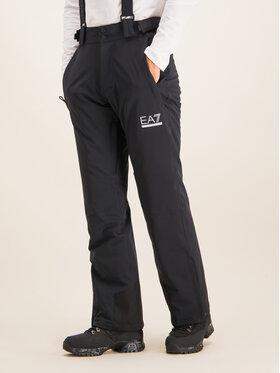 EA7 Emporio Armani EA7 Emporio Armani Ски панталони 6GPP05 PNQ7Z 1200 Черен Regular Fit
