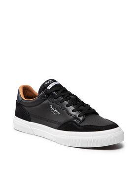 Pepe Jeans Pepe Jeans Sneakersy Kenton Orginal PMS30765 Černá