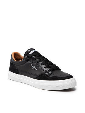 Pepe Jeans Pepe Jeans Sneakersy Kenton Orginal PMS30765 Čierna