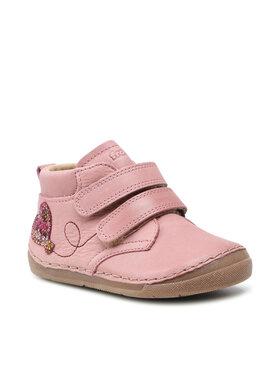 Froddo Froddo Kotníková obuv G2130242 S Růžová