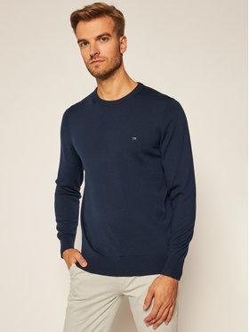 Calvin Klein Calvin Klein Svetr Superior Wool K10K102727 Tmavomodrá Regular Fit
