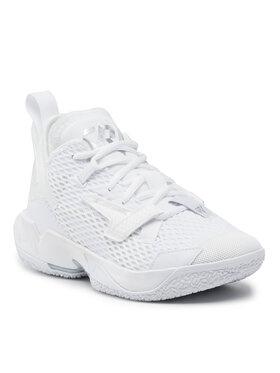 Nike Nike Topánky Jordan Why Not Zer0.4 CQ9430 101 Biela