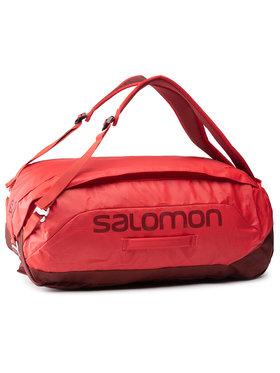 Salomon Salomon Taška Outlife Duffel 45 LC1516500 Červená