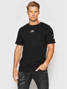 Helly Hansen Helly Hansen T-Shirt Patch 53391 Czarny Regular Fit