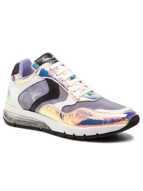 Voile Blanche Voile Blanche Sneakers Denise Mesh 0012013498.02.1M21 Violet