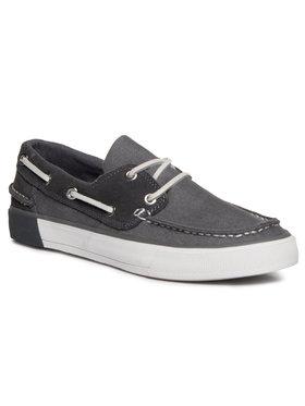 Helly Hansen Helly Hansen Мокасини Sandhaven Deck Shoe 11469_964 Сив