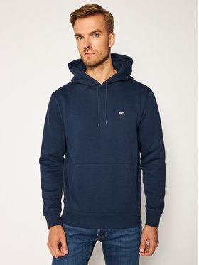 Tommy Jeans Tommy Jeans Pulóver Regular Fleece DM0DM09593 Sötétkék Regular Fit