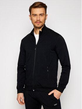 CMP CMP Sweatshirt 30D6567 Schwarz Regular Fit
