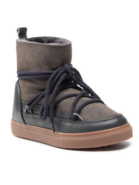 Inuikii Inuikii Boty Sneaker Classic 50202-001 Šedá