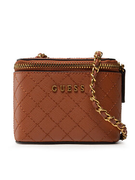 Guess Guess Дамска чанта PW7415 P1424 Кафяв