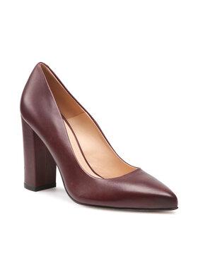 Solo Femme Solo Femme Pantofi 14101-8D-M44/000-04-00 Vișiniu