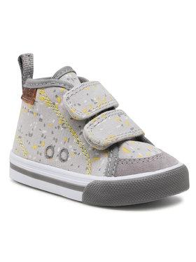 Reima Reima Sneakersy Huvitus 569335 Sivá